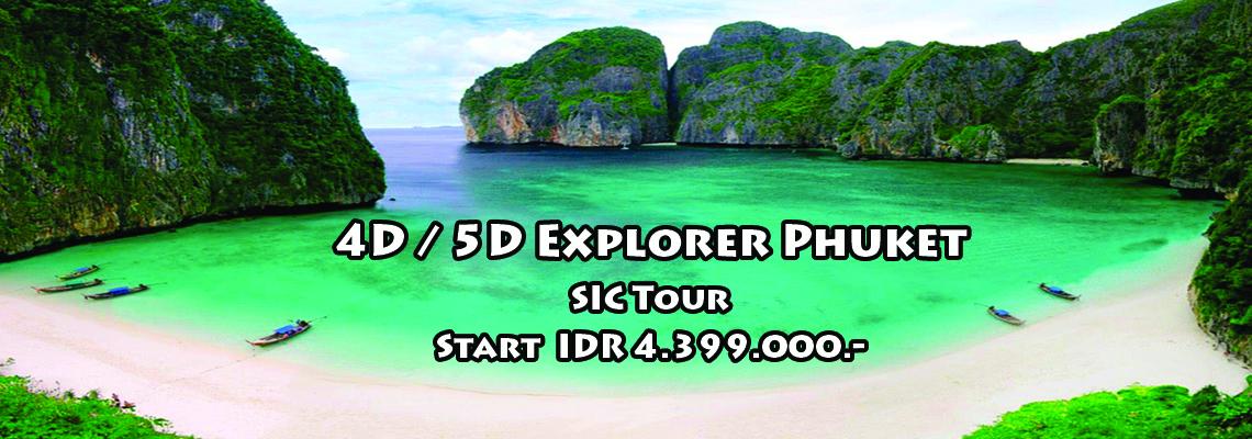 Explorer Phuket